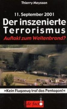 portada 11. September. Der inszenierte Terrorismus: 'Kein Flugzeug traf das Pentagon'