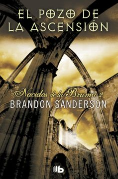 portada El Pozo de la Ascension / the Well of Ascension (Nacidos de la Bruma / Mistborn) (Spanish Edition)