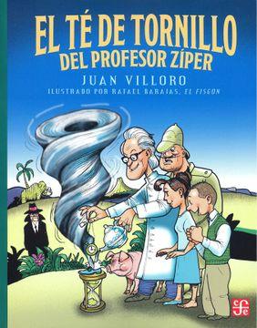 portada El te de Tornillo del Profesor Ziper