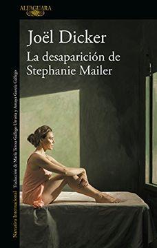 portada Desaparición de Stephanie Mailer, la