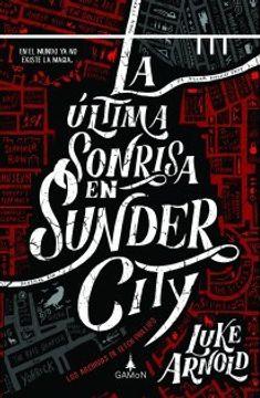 portada Ultima Sonrisa en Sunder City