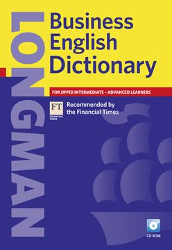 portada Longman Business Dictionary Paper With Cd-Rom (l bus eng Dictionary) (libro en Inglés)