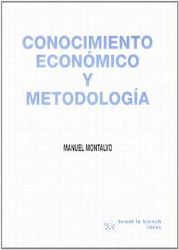 portada Conocimiento Económico y Metodología