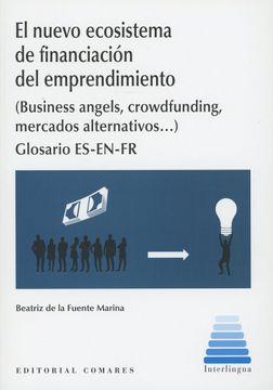 portada El Nuevo Ecosistema de Financiación del Emprendimiento: Glosario Es-En-Fr