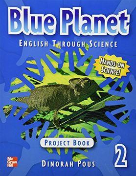 portada Blue Planet 2 Project Book con cd