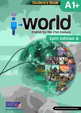 portada I World a1+ Student's Book. Split b - 7 Básico (libro en Inglés)