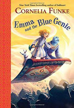 portada Emma and the Blue Genie