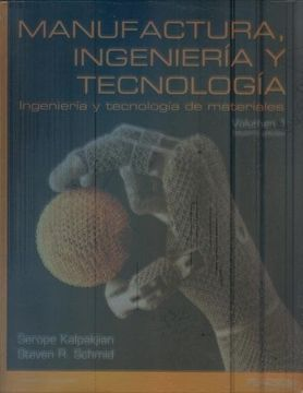 portada Manufactura Ingeniería y Tecnología - Volumen 1