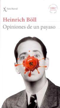 portada Opiniones de un Payaso