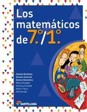 portada Los Matematicos de 7 y 1 Nov. 2018