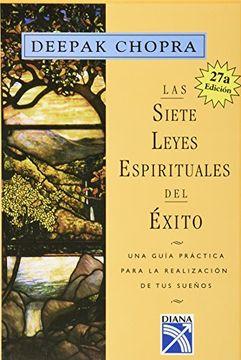 portada Siete Leyes Espirituales del Exito, las