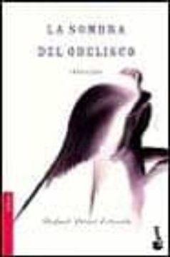 portada La Sombra del Obelisco (Novela)