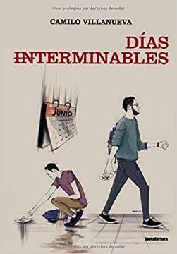 portada Días Interminables (Isbn)