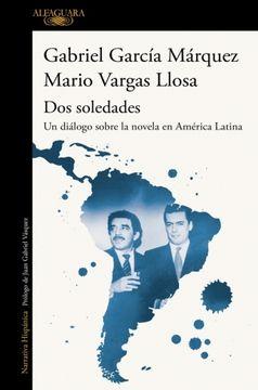 portada Dos soledades. Un diálogo sobre la novela en América latina