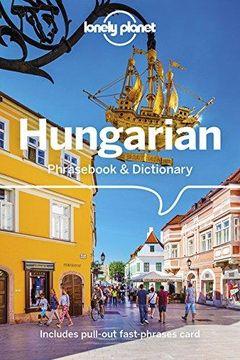 portada Lonely Planet Hungarian Phrasebook & Dictionary (libro en Inglés)