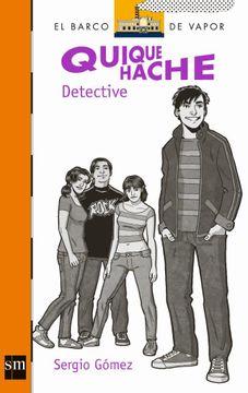 portada Quique Hache-Detective