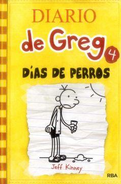 portada Diario de Greg 4: Dias de Perros Rust