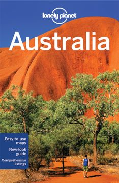portada Lonely Planet Australia (Travel Guide) (libro en Inglés)