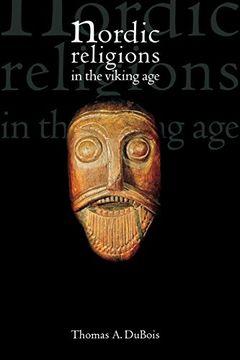 portada Nordic Religions in the Viking age (libro en Inglés)