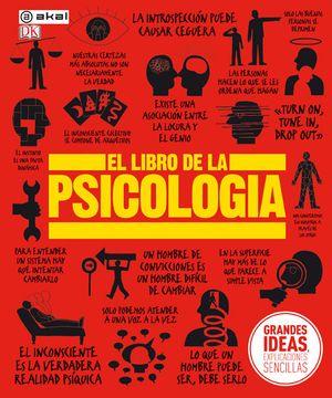 portada El Libro de la Psicología