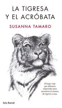 portada La Tigresa y el Acróbata