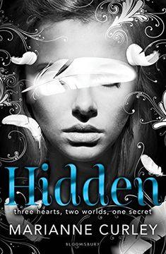 portada Hidden (Avena Trilogy 1) (libro en Inglés)