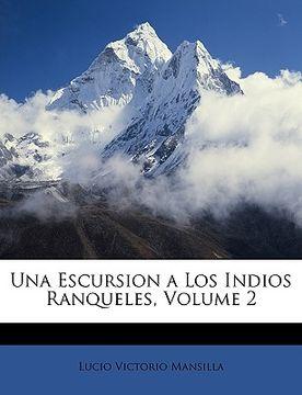 portada una escursion a los indios ranqueles, volume 2