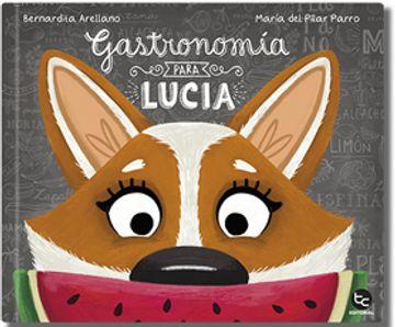 portada Gastronomía Para Lucía
