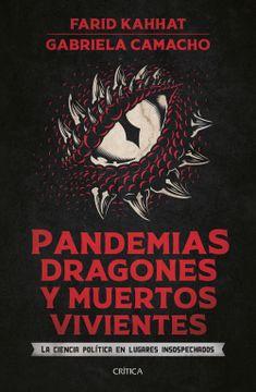 portada Pandemias, Dragones y Muertos Vivientes