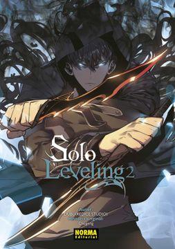 portada Solo Leveling 02: Tarjetas Jinwoo 1ª ed.
