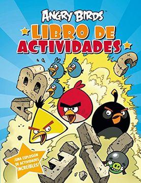 portada Angry Birds, Libro de Actividades