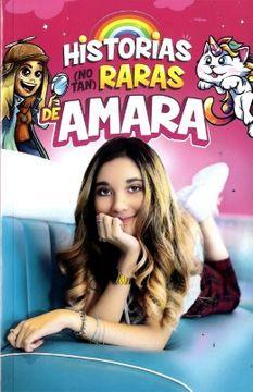 portada Historias (no Tan) Raras de Amara