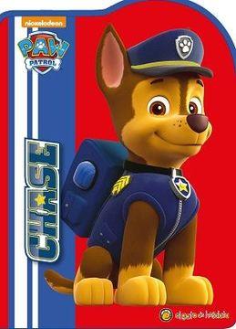 portada Grandes personajes: Chase [Paw Patrol]