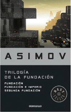 portada Trilogia de la Fundacion