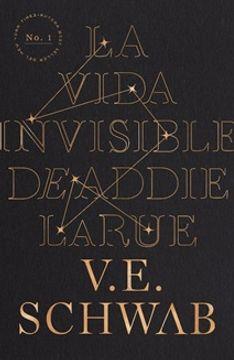 portada La Vida Invisible de Addie Larue