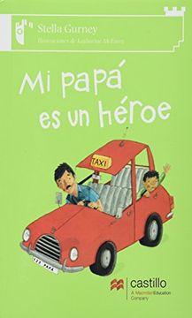 portada Mi Papa es un Heroe