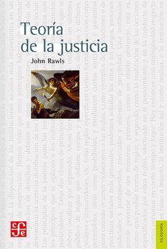 portada Teoría de la Justicia