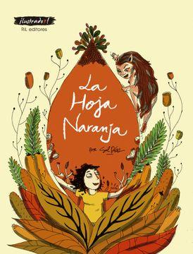 portada La Hoja Naranja (Ebook)