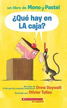 portada Un Libro de Mono y Pastel:  Qué hay en la Caja?
