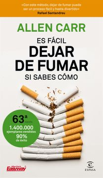 portada Es Fácil Dejar de Fumar, si Sabes Cómo