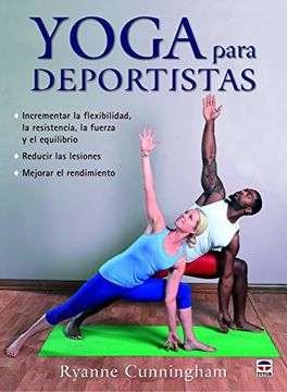 portada Yoga para deportistas