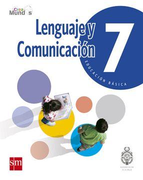 portada Texto Lenguaje 7° Básico