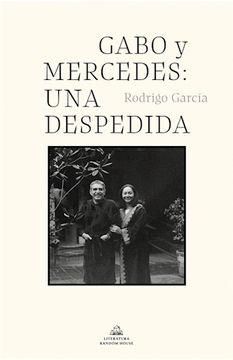 portada Gabo y Mercedes: una despedida