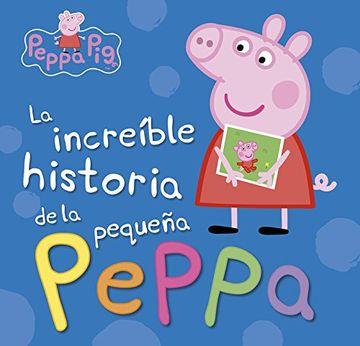 portada La Increíble Historia de la Pequeña Peppa