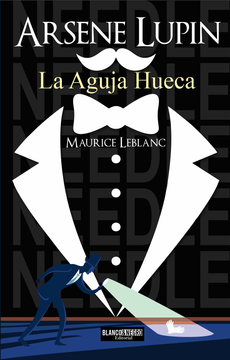 portada Arsene Lupin la Aguja Hueca