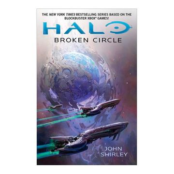 portada Halo: Broken Circle (libro en Inglés)