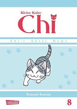 portada Kleine Katze Chi, Band 8 (libro en Alemán)