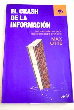 portada El crash de la información