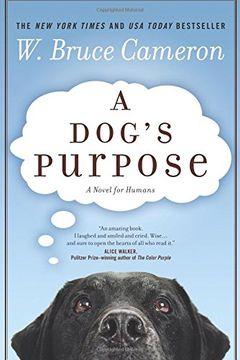 portada a dog`s purpose