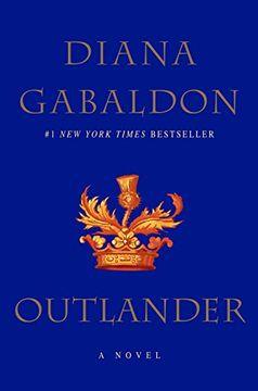 portada Outlander (libro en Inglés)